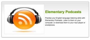 ElementaryPodcasts